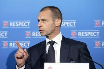 UEFA acata orden judicial y anula sanciones contra clubes de la Superliga