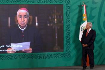 Papa Francisco reconoce errores pasados de la Iglesia católica en México