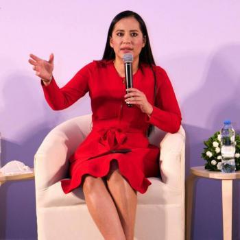 Sandra Cuevas va contra los cárteles que se apoderaron de Cuauhtémoc