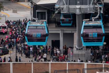 Sin fecha para realizar paro parcial de la Línea 1 del Cablebús