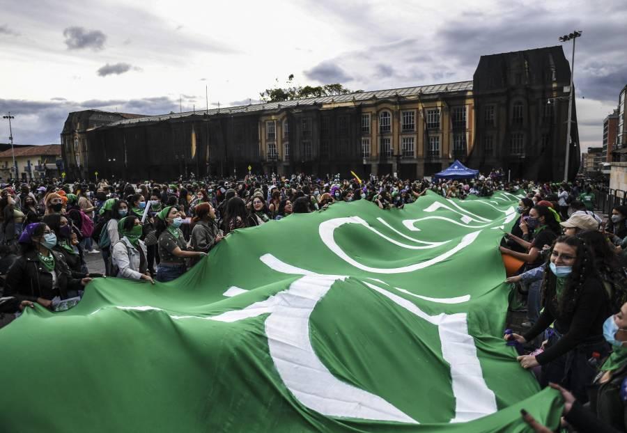 América Latina clama por el derecho al aborto
