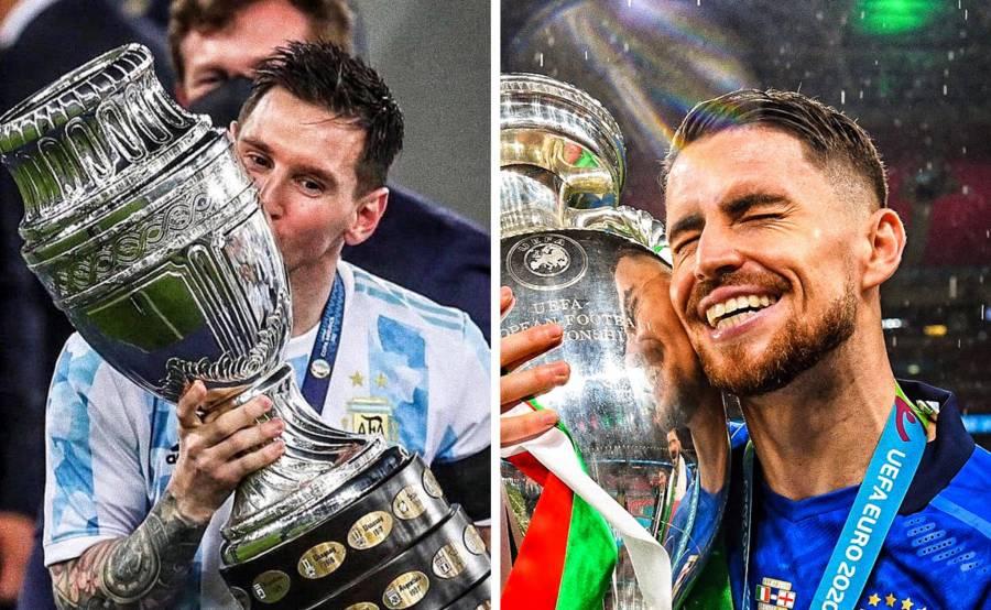 Oficial: Italia y Argentina se enfrentarán en junio próximo