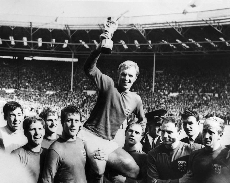 Muere Roger Hunt, campeón del mundo con Inglaterra en 1966