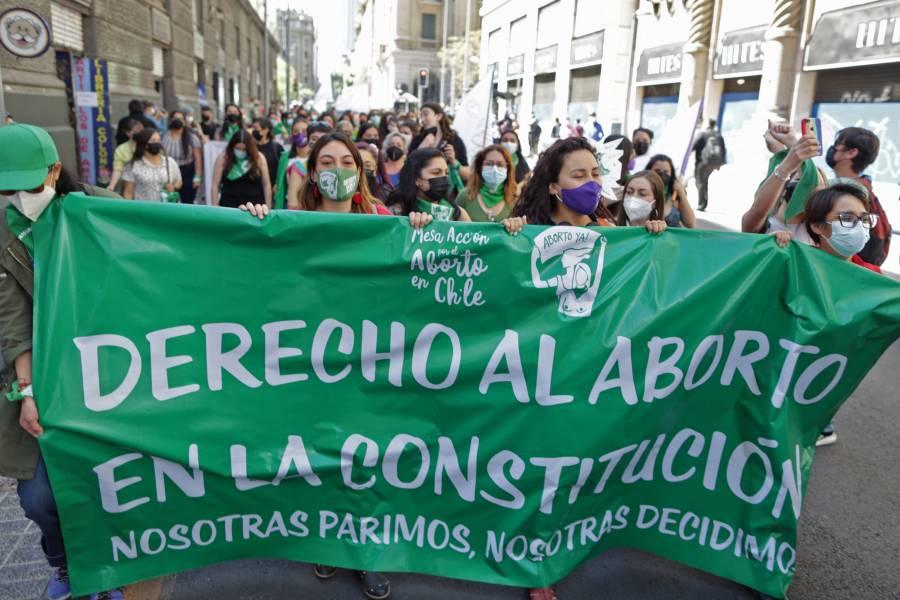 En Chile los diputados aprueban legalizar el aborto