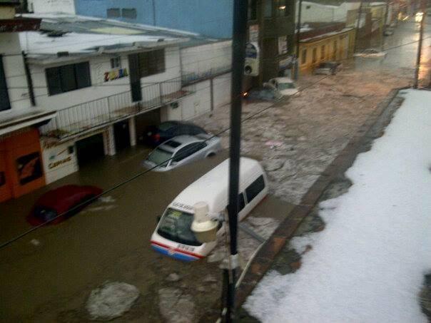 PRI propone Comisión especial para atender daños por inundaciones en Tula, Tepeji y Valle de México