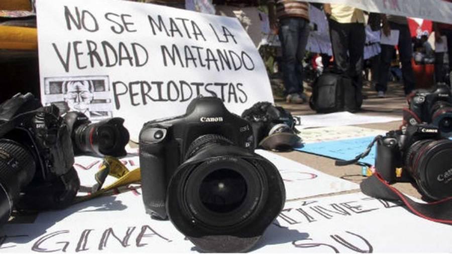 "ONG crean ""tribunal"" para investigar de asesinatos de periodistas en el mundo"