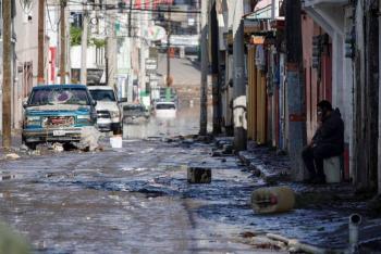 Bienestar inicia censo en 12 municipios de Hidalgo por desbordamiento de río Tula