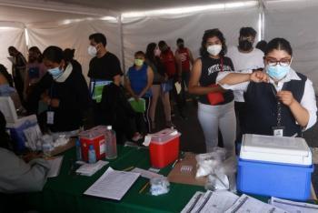 México a punto de alcanzar las 100 millones de vacunas Covid aplicadas