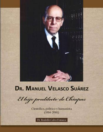 """Senado entregará """"post mortem"""" la Belisario Domínguez a Manuel Velasco-Suárez"""