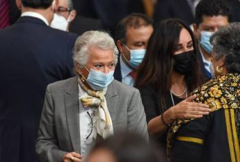 No hay fundamento legal para nueva bancada en el Senado: Olga Sánchez Cordero