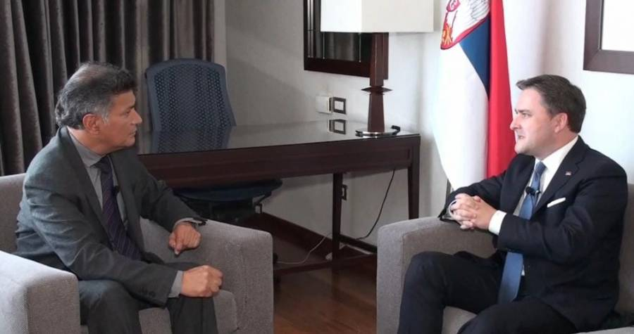 """""""Existen raíces históricas entre México y Serbia"""""""