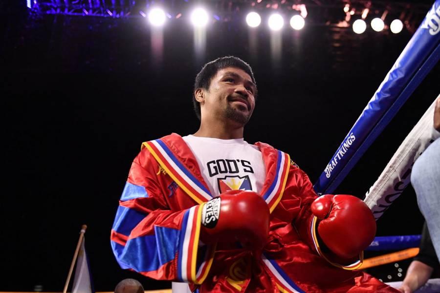 Manny Pacquiao anuncia su retiro del boxeo de manera oficial