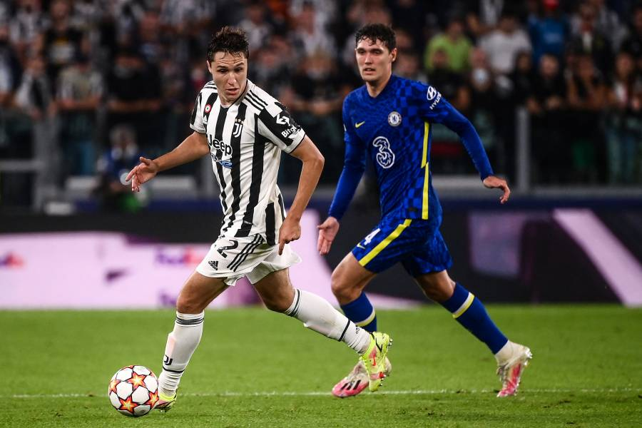 Juventus doblega al campeón Chelsea