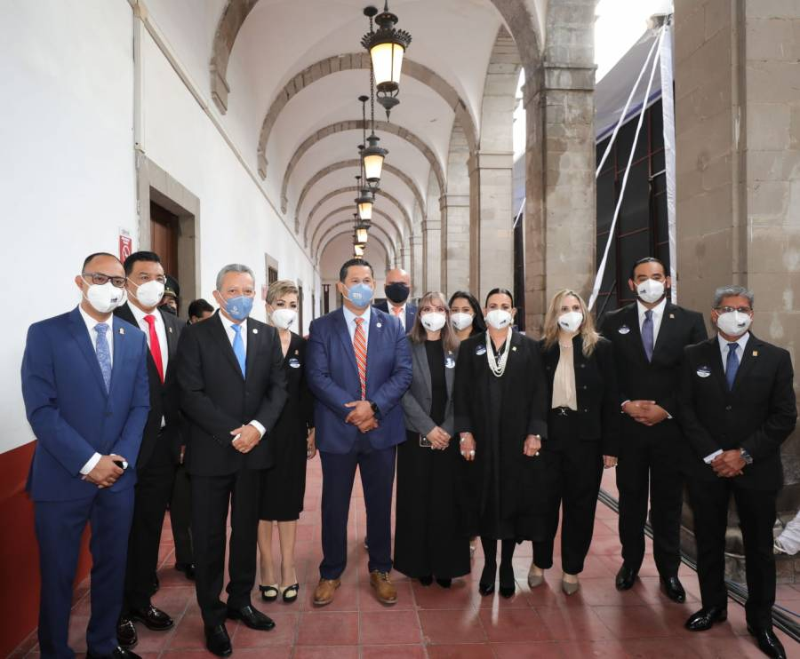 Pide Rodríguez Vallejo unión en torno a ampliación del Hospital General de Irapuato