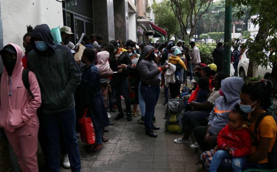 Advierten de otra caravana migrante de más de 65 mil personas hacia EEUU