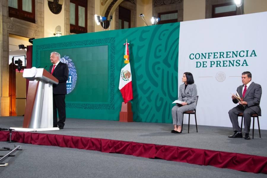 AMLO crítica a España por no enfrentar iniciativa privada abusiva
