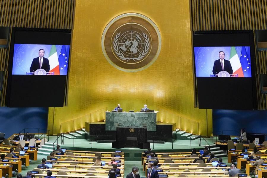 Italia anuncia cumbre del G20 sobre Afganistán el 12 de octubre