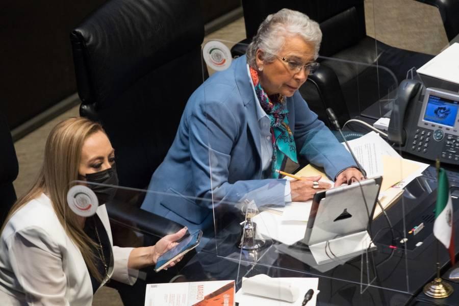 "Mesa Directiva del Senado ""batea"" a nueva bancada"