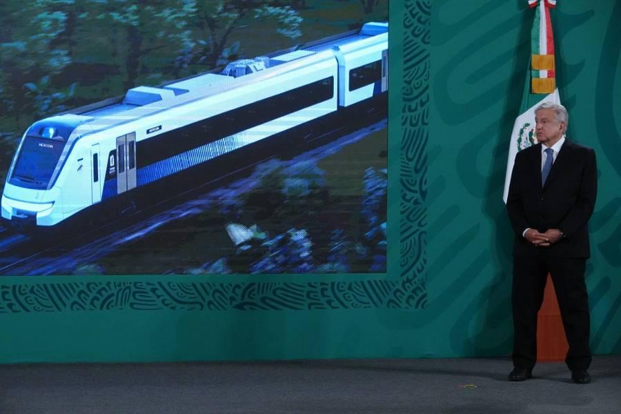 Revelan que Belice quiere conectarse con el Tren Maya