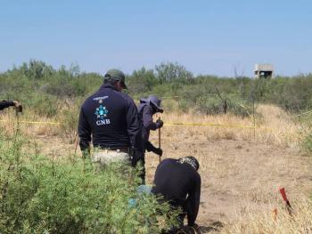 Localizan nuevo centro de exterminio en Nuevo Laredo, Tamaulipas