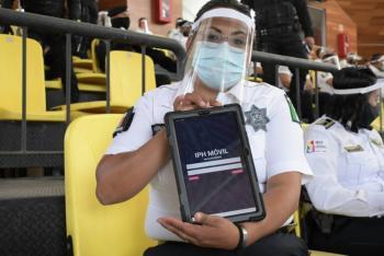 Sensibiliza a policías de Nezahualcóyotl sobre violencias de género
