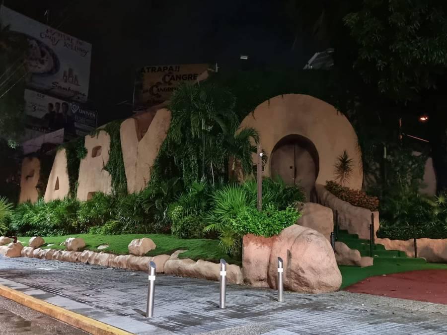 Se incendia la mítica discoteca Baby'O de Acapulco