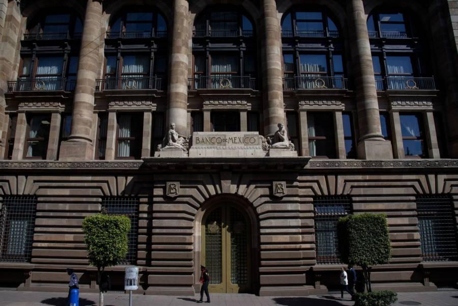 Banxico eleva tasa a 4.75%; estima que inflación sea de 6.2% este año