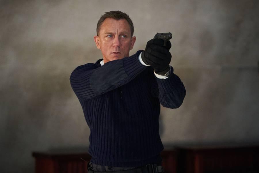 En Reino Unido la película de James Bond arranca con fuerza