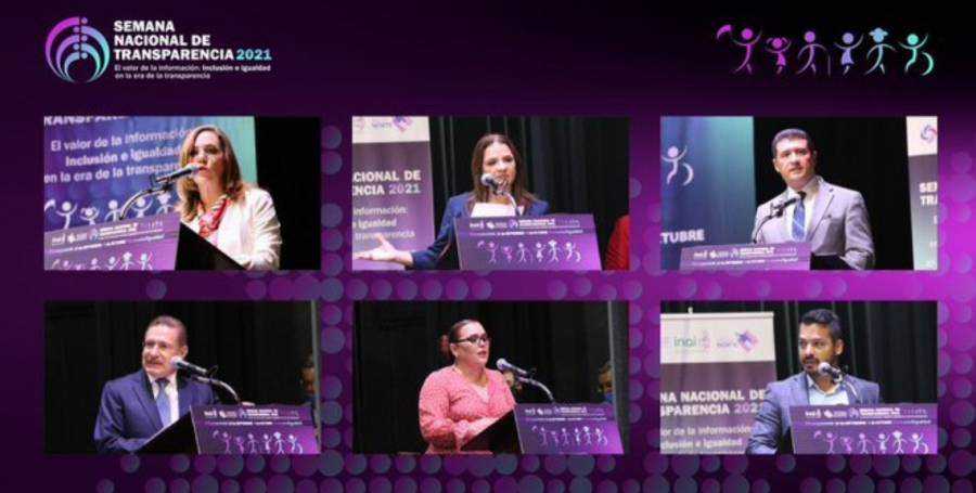 Sin transparencia y rendición de cuentas no se puede generar confianza de sociedad en instituciones: Aispuro Torres