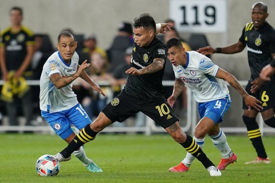 Cruz Azul pierde ante Columbus Crew en final de Campeones Cup