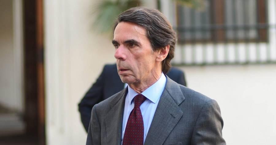 José María Aznar responde a AMLO sobre petición de perdón a España