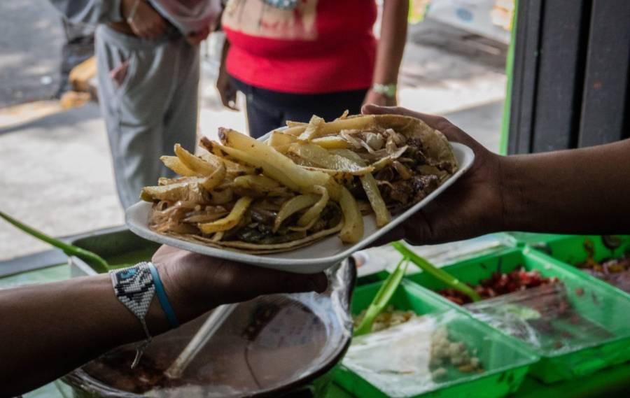 Google quiere que lo ayudes a localizar los mejores puestos de comida de la CDMX