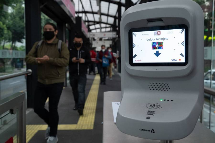 Conoce las nuevas formas de pago para viajar en Metrobús