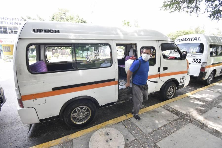 Miguel Barbosa dará nuevas concesiones al transporte público