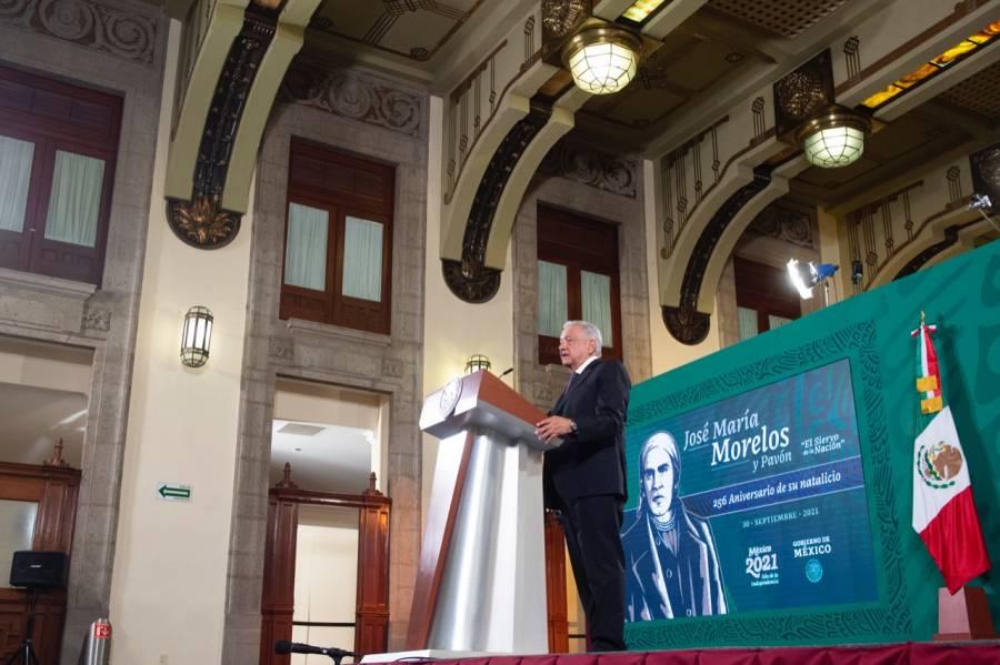 BaBien podría pagar nomina a Servidores Públicos, maestros y recibir remesas: AMLO