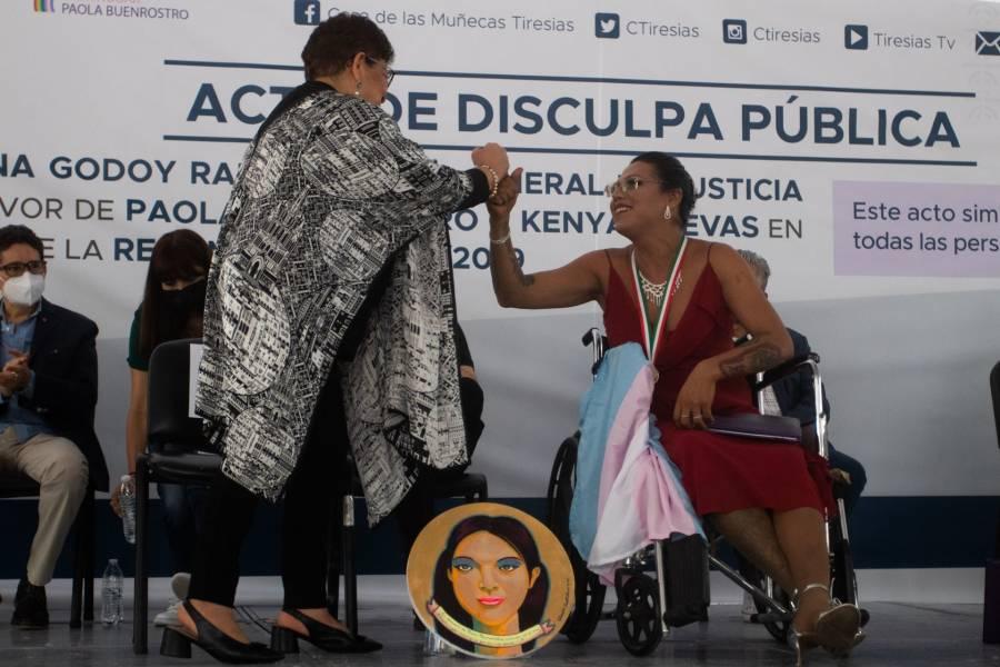 Ciudad de México se disculpa por investigación de un