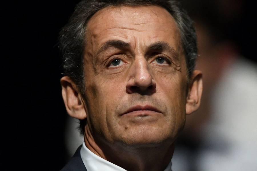 Condenan en Francia a un año de cárcel al ex presidente Nicolas Sarkozy