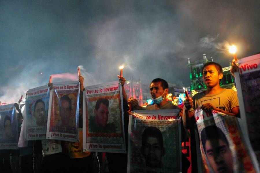 Caso Ayotzinapa: Gobierno de México revela comunicaciones entre funcionarios
