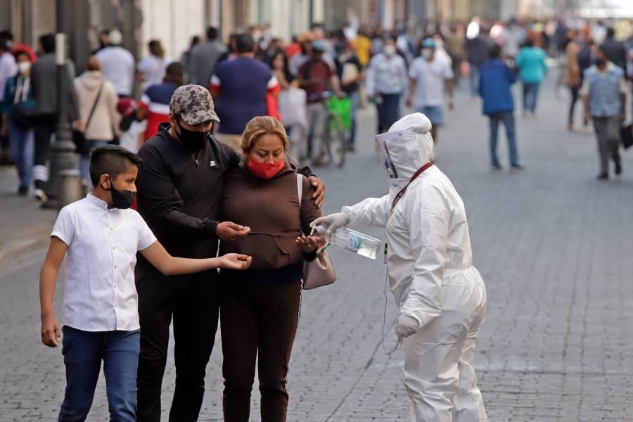 Puebla reporta 276 nuevos contagios de Covid-19 y 25 defunciones