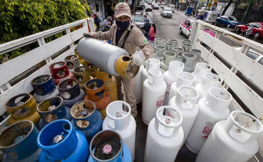 El Gas LP aumenta su precio en 19 entidades de la República