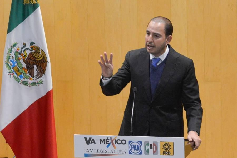 ¡Otra vez! Marko Cortés será presidente nacional del PAN