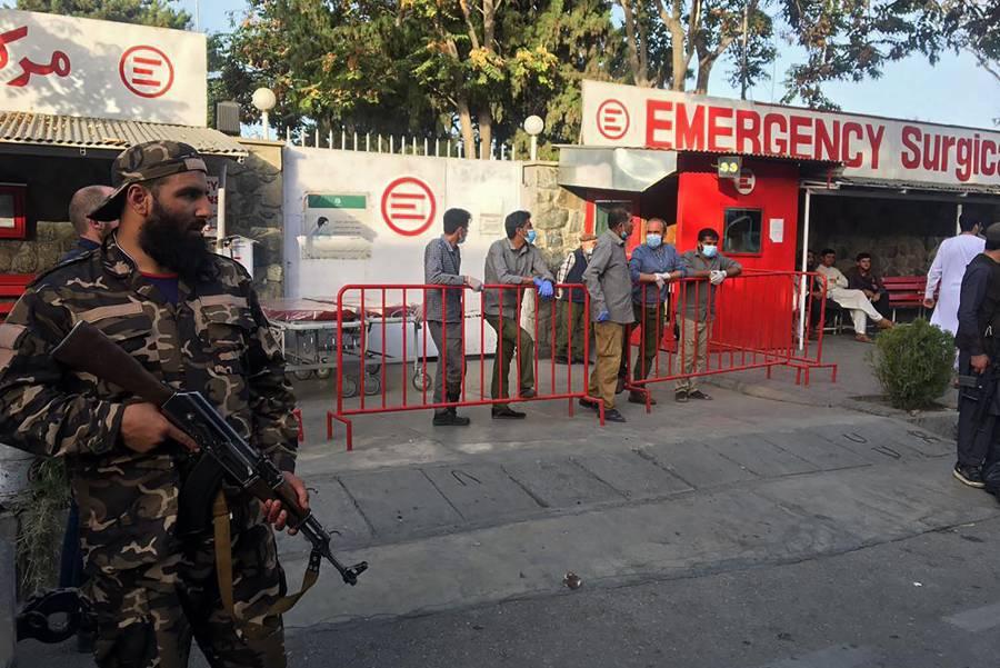 Explosión en mezquita de Kabul deja dos muertos