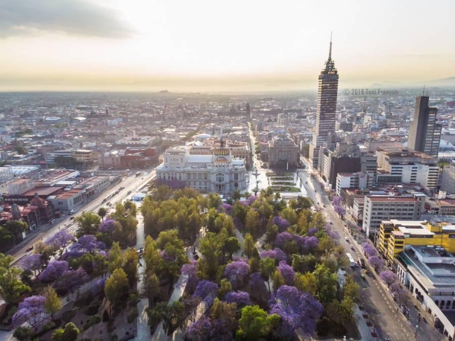 La CDMX entre las ciudades menos seguras del mundo