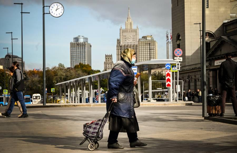 Rusia registra nuevo récord de muertes diarias por Covid-19