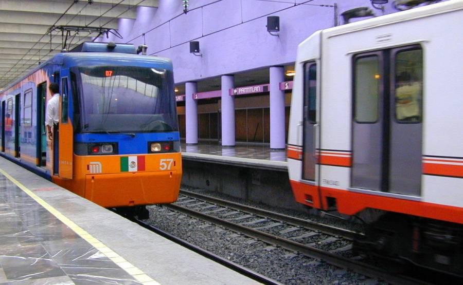 Por lluvias se suspende servicio en estaciones de Línea A del Metro