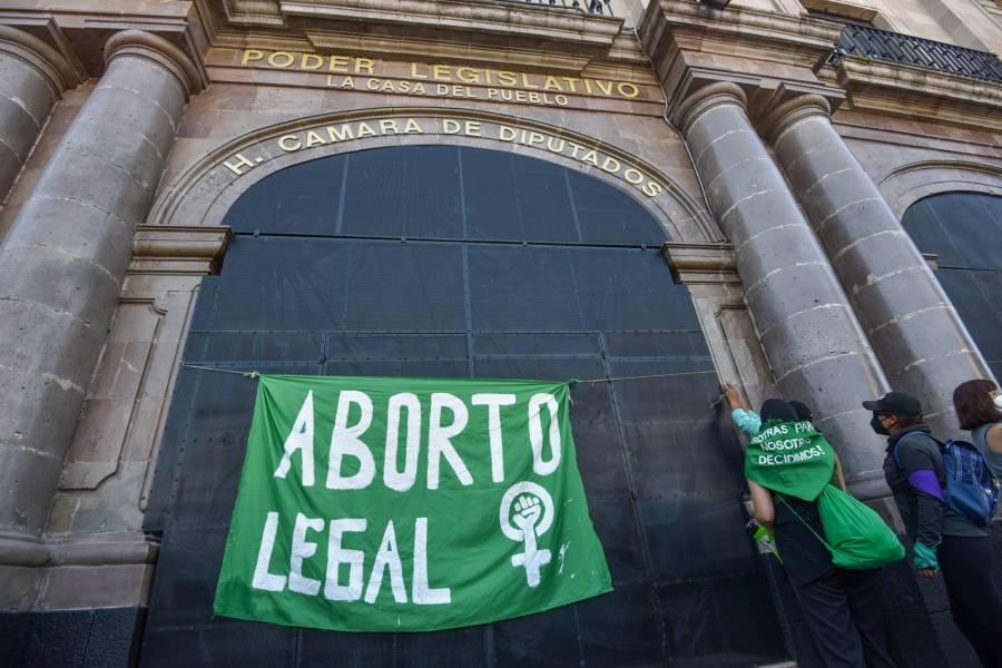 Congreso poblano abordará la despenalización del aborto