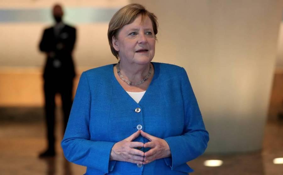 Ángela Merkel insta a los partidos a dialogar tras las elecciones en Alemania