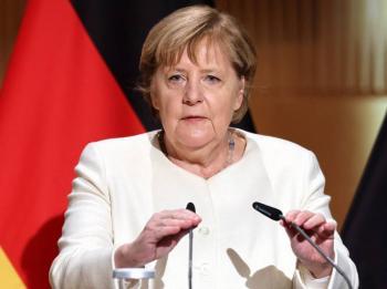 Angela Merkel pide a partidos dialogar, tras las elecciones en Alemania