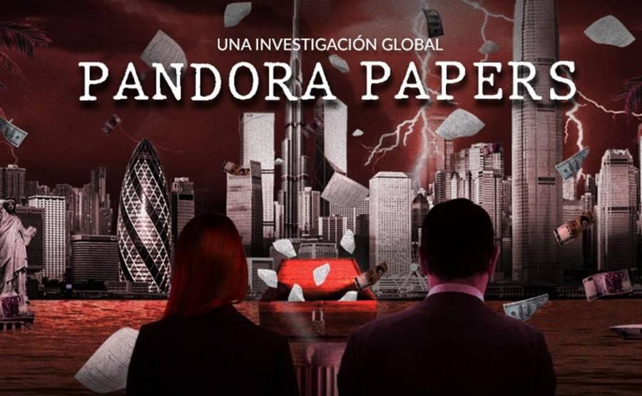 """Líderes mundiales buscan limitar daño de los """"Pandora Papers"""""""