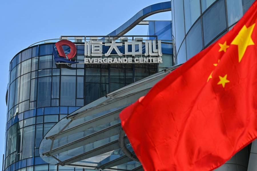 La cotización de Evergrande fue suspendida en la Bolsa de Hong Kong